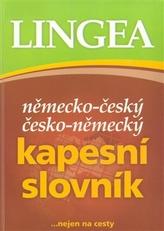 Německo-český česko německý kapesní slovník