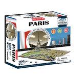 Puzzle 4D - Paříž 61x38 cm