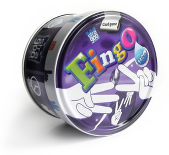 Postřehová hra FINGO - neuveden
