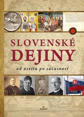Slovenské dejiny od úsvitu po súčasnosť - Linda Perina