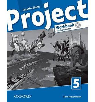 Project Fourth Edition 5 Pracovní sešit - T. Hutchinson
