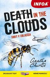 Smrt v oblacích / Death in the Clouds - Zrcadlová četba