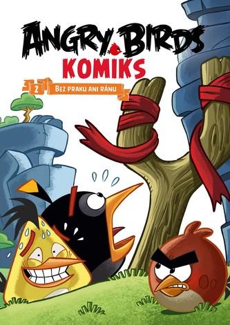Angry Birds Bez praku ani ránu