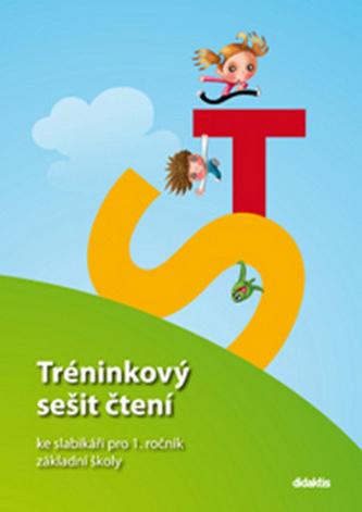 Zetíkova cesta – Tréninkový sešit čtení ke slabikáři pro 1. ročník ZŠ