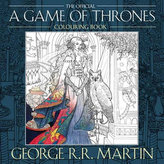 The Official A Game of Thrones - Colouring Book