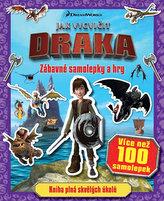 Jak vycvičit draka - Zábavné samolepky a hry