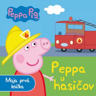 Peppa Piq Peppa u hasičov