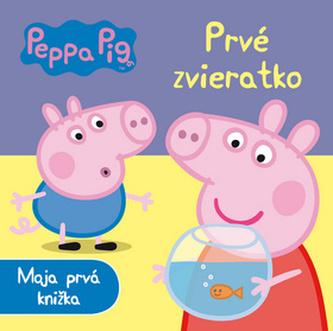Peppa Piq Prvé zvieratko
