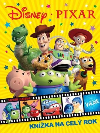 Disney/Pixar - Knížka na celý rok 2016 - Barbara Jean Hicks