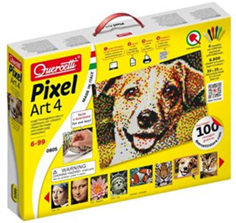 Pixel Art 4 - neuveden