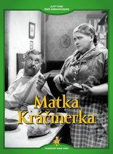 Matka Kráčmerka - DVD (digipack)
