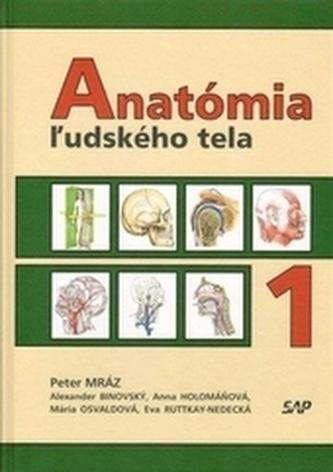 Anatómia ľudského tela 1 - Peter Mráz