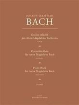Knížka skladeb pro Annu Magdalenu Bachovou