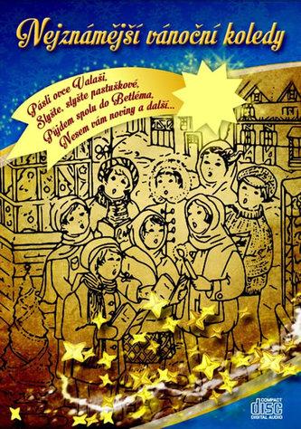 CD Nejznámější vánoční koledy
