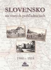 Slovensko na starých pohľadniciach