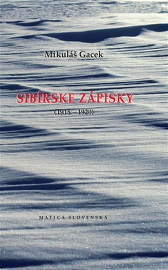 Sibírske zápisky