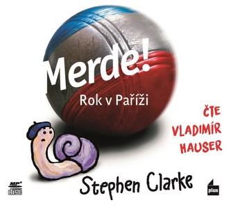Merde! Rok v Paříži - audiokniha