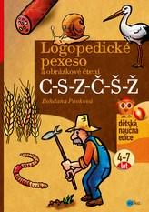 Logopedické pexeso a obrázkové čtení C-S-Z-Č-Š-Ž