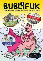 Bublifuk 1 - Komiksová revue pro holky a kluky