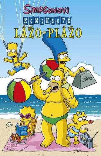 Simpsonovi - Komiksové lážo-plážo