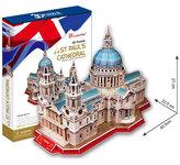 Puzzle 3D Katedrála Sv.Pavla - 117 dílků