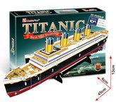 Puzzle 3D Titanic  – 35 dílků