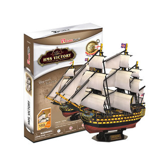 Puzzle 3D HMS Victory - HM Studio