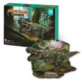 Puzzle 3D Tyrannosaurus Rex