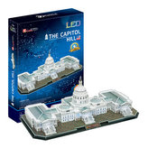 Puzzle 3D The Capitol Hill / led -