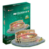 Puzzle 3D The Colosseum / led -