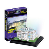 Puzzle 3D White House / led - 56