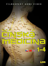 Čínská medicína – 4 DVD
