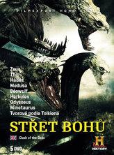 Střet bohů - 5 DVD