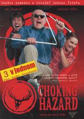 DVD film - Choking hazard
