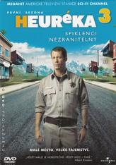 DVD film - Heuréka 3