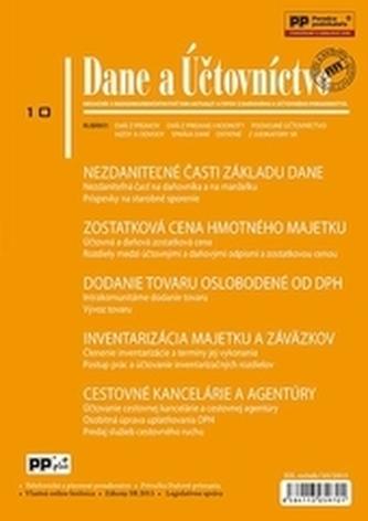Dane a účtovníctvo 10/2015