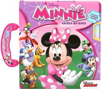 Minnie - Knížka do ruky