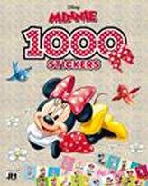 Minnie - 1000 samolepek