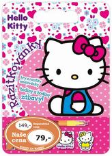 Hello Kitty - Razítkovánky