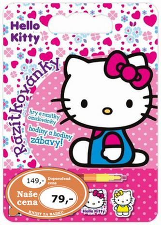 Hello Kitty - Razítkovánky - neuveden