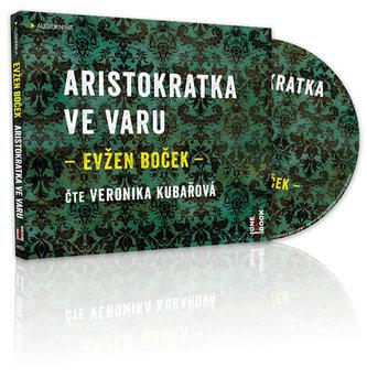 Aristokratka ve varu - CDmp3 (Čte Veronika Kubařová)