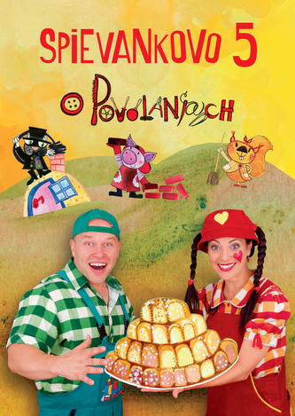 Spievankovo 5 - DVD