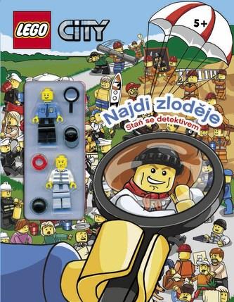 LEGO® CITY Najdi zloděje - kolektiv