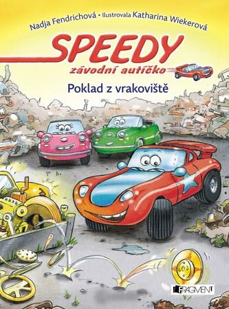Speedy, závodní autíčko - Poklad z vrakoviště