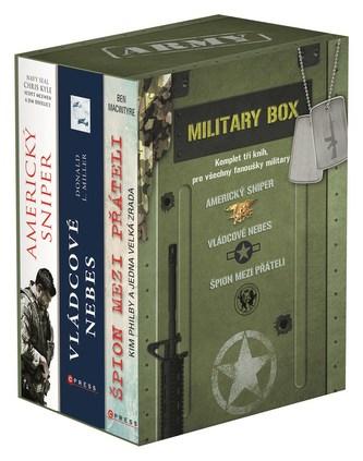 Military BOX - Ben Macintyre