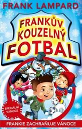 Frankův kouzelný fotbal 8 - Frankie zachraňuje Vánoce
