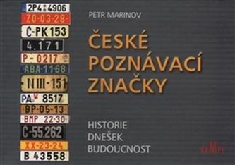 České poznávací značky - Petr Marinov