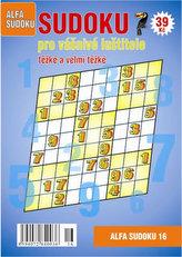 Sudoku 16 - pro vášnivé luštitele