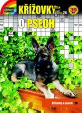 Křížovky 26 - O psech