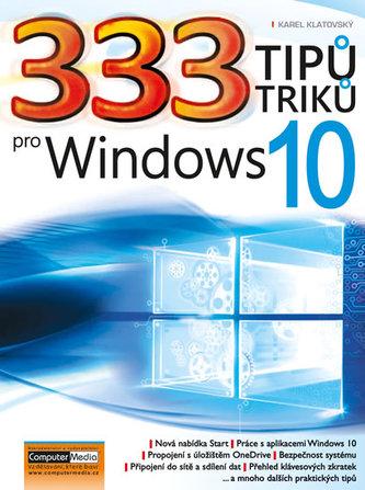 333 tipů a triků pro Windows 10